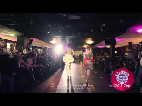 Runway Woman | Christmass Vogue ball 2014