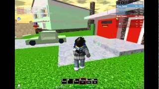 Best Way to Kill People in Nuke Town - ROBLOX