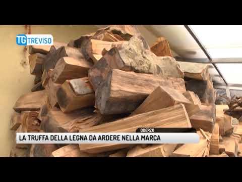 Tg Treviso 01102018 La Truffa Della Legna Da Ardere Nella Marca