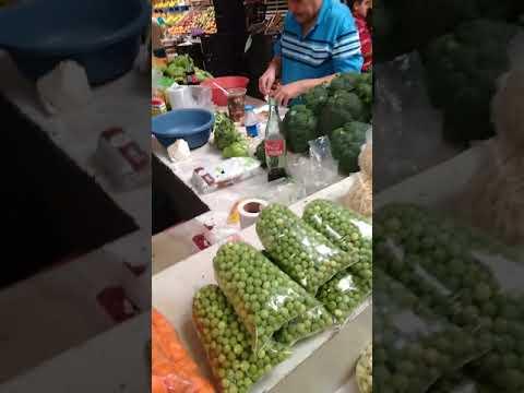This market is called Santos Market in Guadalajara Mexico