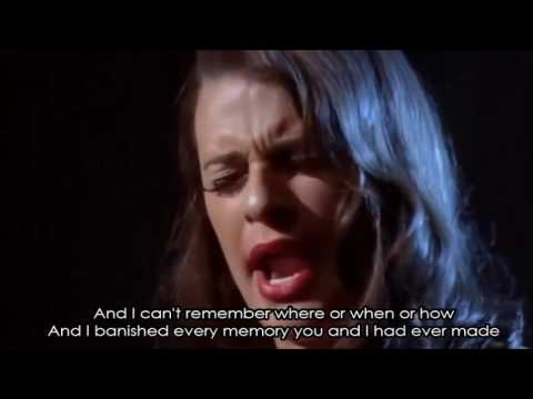 Glee - It's All Coming Back To Me Now (Full Performance with Lyrics)