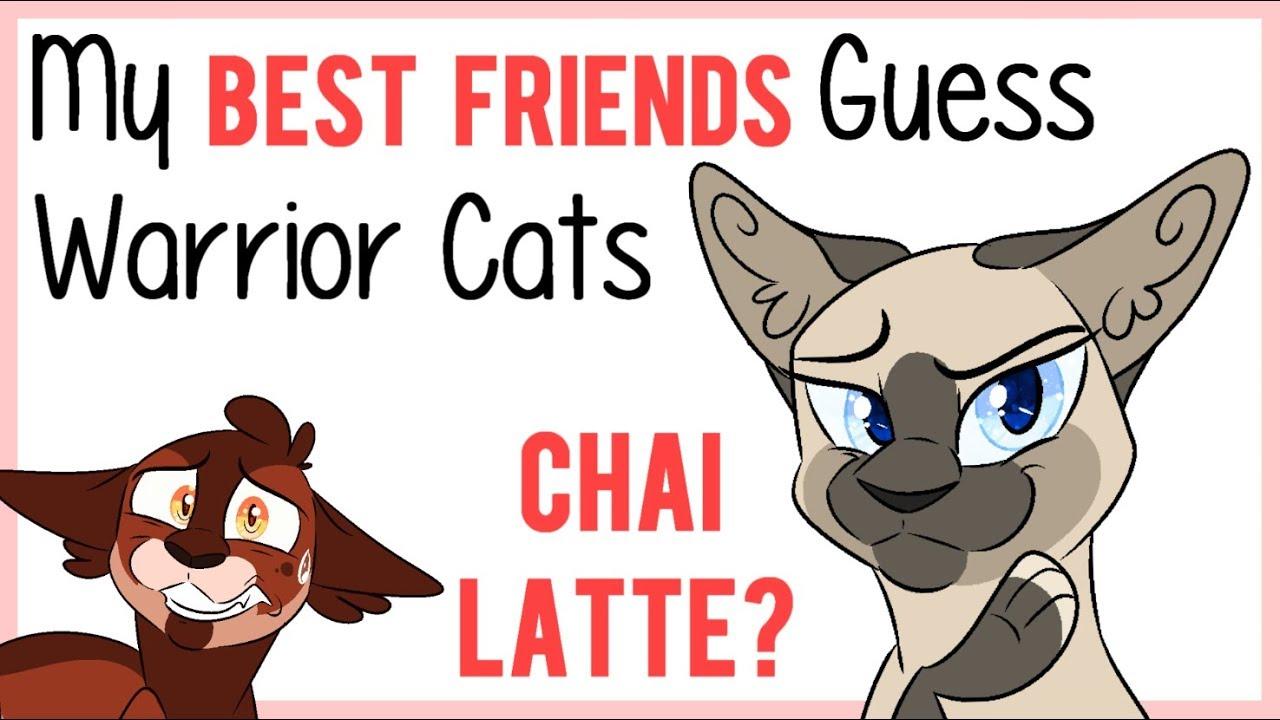 My IRL Best Friends GUESS Warrior Cats! [Episode 3]