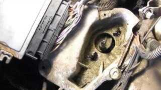 """""""ГТ"""" Замена сцепления на Dacia Solenza (Supernova, Logan, Renault Logan). Часть2-сборка."""