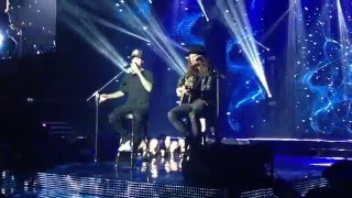 Love Yourself by Justin Bieber, 2015 Capital Jingle Bell Ball in London