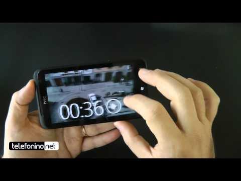 HTC Titan videoreview da Telefonino.net