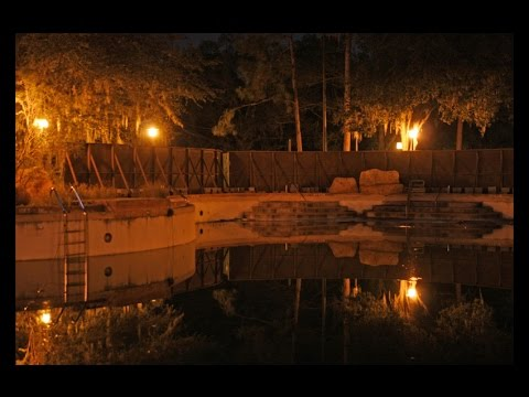 ABANDONED RIVER COUNTRY AT NIGHT!