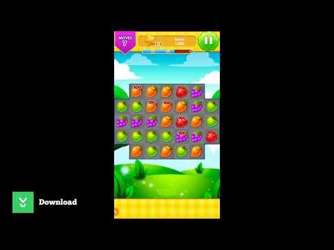 Fruit Legend 2017 - A Nice Fruits Match Three Game