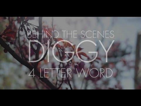 Behind the Scenes: Diggy