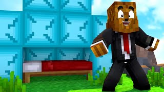Ice Lucky Block Bed Wars - Minecraft Modded Minigame | JeromeASF