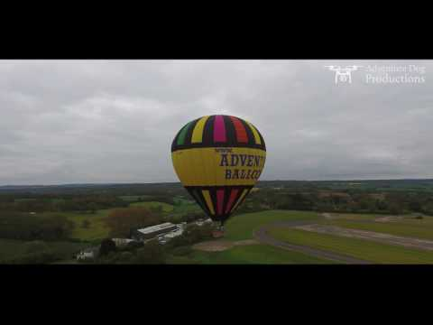 Adventure Balloon (Drone Special)
