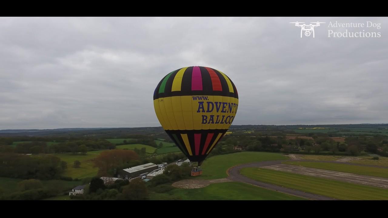 adventure balloon drone special youtube