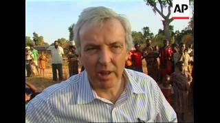 UN envoy visits Central African Republic for awareness of forgotten crisis