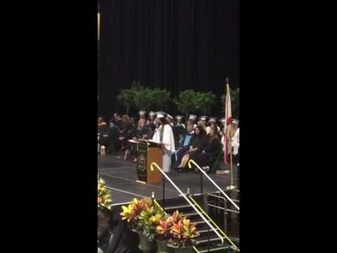 Miami Killian Senior High School Graduation Speech 2016