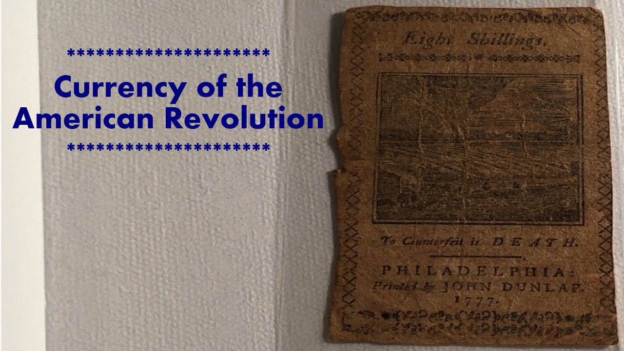 currency in colonial america Symbols on american money paper money has circulated in america at least as far back as colonial times but how did the early currency of the windham bank.