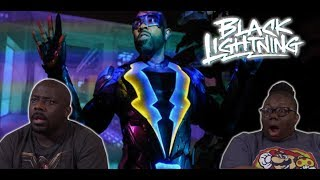 Black Lightning 1x2 REACTION!! {Lawanda: The Book of Hope}