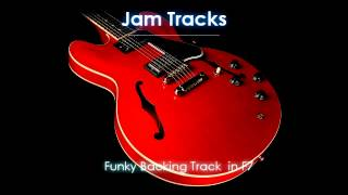 Funky Backing Track  ( F7 )