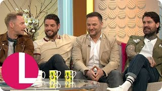 Colin Farrell Auditioned For Boyzone   Lorraine