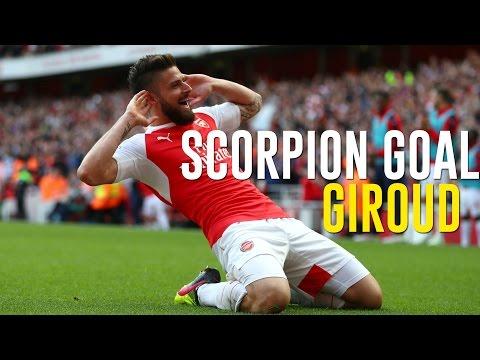 Giroud - gol roku!