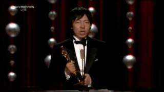 81st Oscars 2009 Kunio Kato