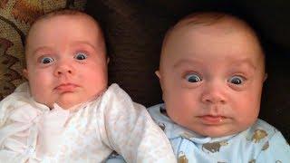 Les bébés jumeaux les plus mignons jamais
