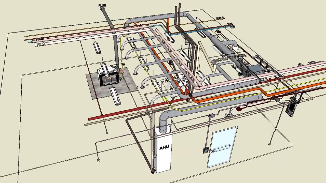 medium resolution of electrical plan sketchup