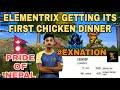 - ELEMENTRIX GETTING FIRST CHICKEN DINNER  PMPL WEEK 1 DAY 3  PUBGM NEPAL - GAURABYT