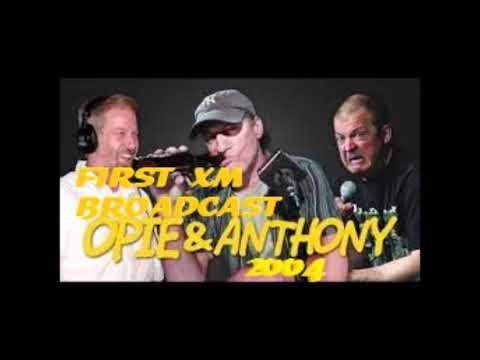 Opie & Anthony - First XM Broadcast - 2004