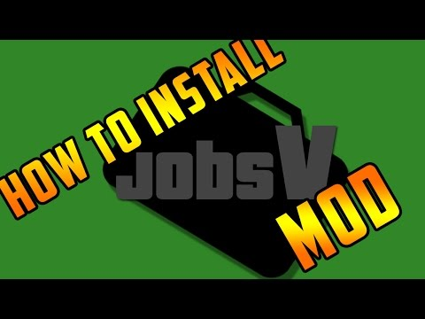 GTA 5 | How To Install Jobs mod [100% WORKING]