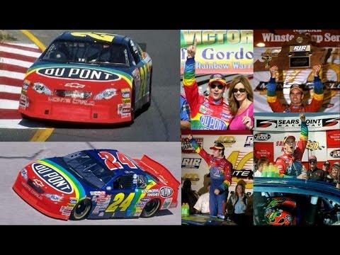 All 3 of Jeff Gordon's Wins in 2000 (Finishes) Jeff Gordon Edit