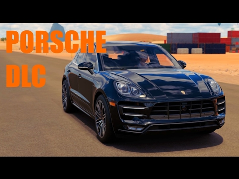 forza horizon 3 leaked porsche macan turbo can it drift youtube. Black Bedroom Furniture Sets. Home Design Ideas