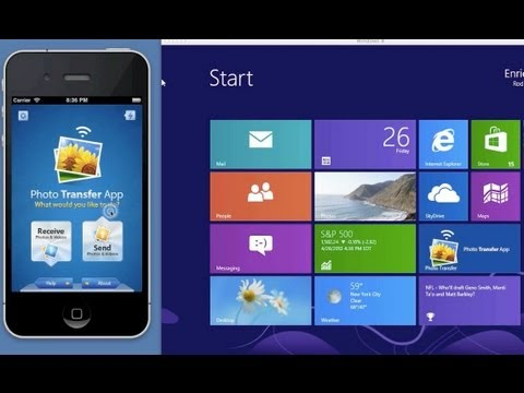 Photo transfer app | windows 8 help pages troubleshooting.