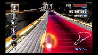 f zero gx speed run master mode beaten with space angler hd