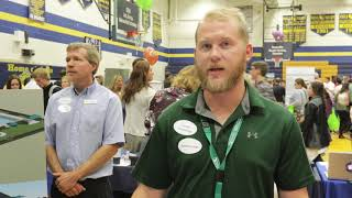 An Interview with Christian Batson - Rifle Parks and Recreation  || GlenX Career Expo Fall 2018