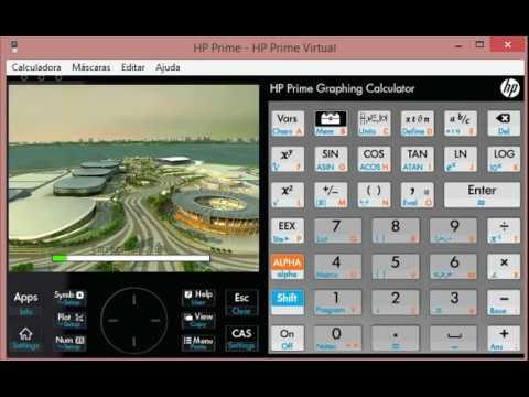 HP PRIME - App - Topografia - Pro Survey v3 by Leandro Amaral