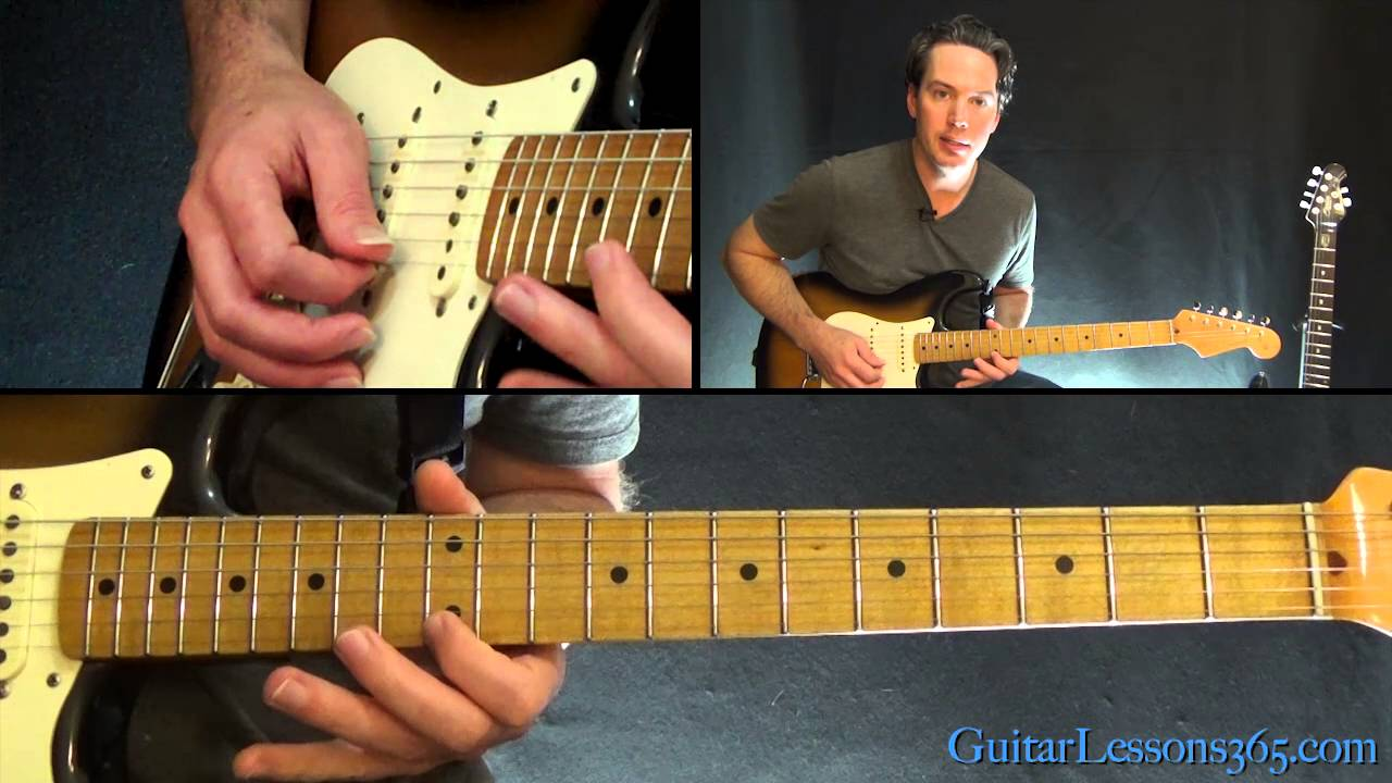 Tnt Guitar Solo Lesson Acdc Youtube