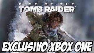 Novo Tomb Raider será exclusivo para o XBOX ONE, Square Enix da um tapa na CARA dos fãs