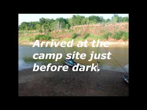 Brazos River Kayak Fishing Trip
