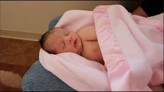 Surviving The First Week With Our Newborn Baby