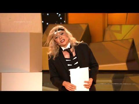 Kacper Kuszewski jako Maryla Rodowicz - Twoja Twarz Brzmi Znajomo