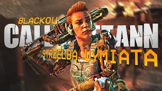 STRZELBA WYMIATA - Call of Duty Blackout (PL) #9 (BO4 Blackout Gameplay PL)