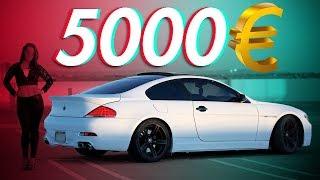 Die billigsten BMWs für Autoposer! | RB Engineering | BMW E63 M6