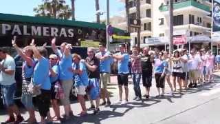Video von der Mallorca Polonaise 2014 Die Partykapitäne Jens Büchner von Goodbye Deutschland