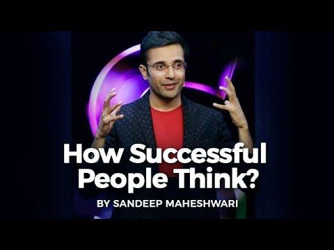 How Successful People Think? By Sandeep Maheshwari I Hindi