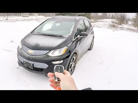 What It's Like To Drive The $29,995 Chevy Bolt EV!