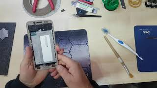 Samsung Galaxy J7 2017 J730 LCD Screen Replacement How To Change Display Disassembly