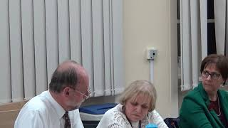 Adult Care and Health Overview and Scrutiny Committee (Wirral Council) 12th November 2018 Pt 17/19