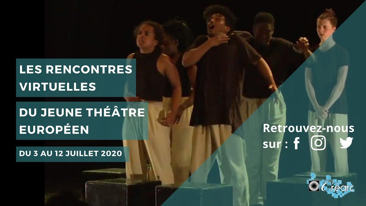 33èmes Rencontres du Jeune Théâtre Européen