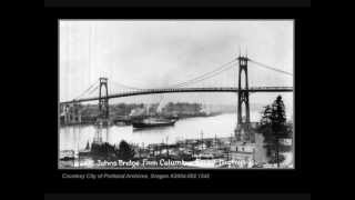 St Johns Bridge: Construction Part 2