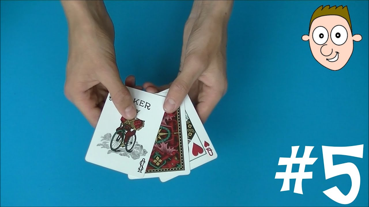 Find The Queen Card Trick