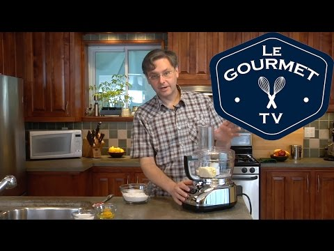 Sweet Tart Dough Recipe - LeGourmetTV